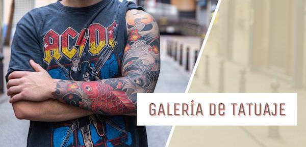 Galería de Tatuaje - Gallery Tattoo - Caroli Dilli
