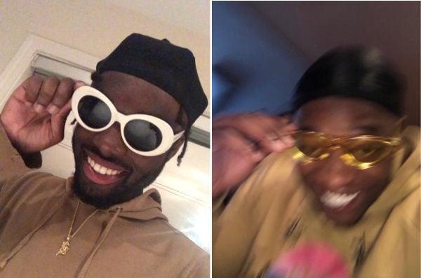 guys Halloween costume compared to meme