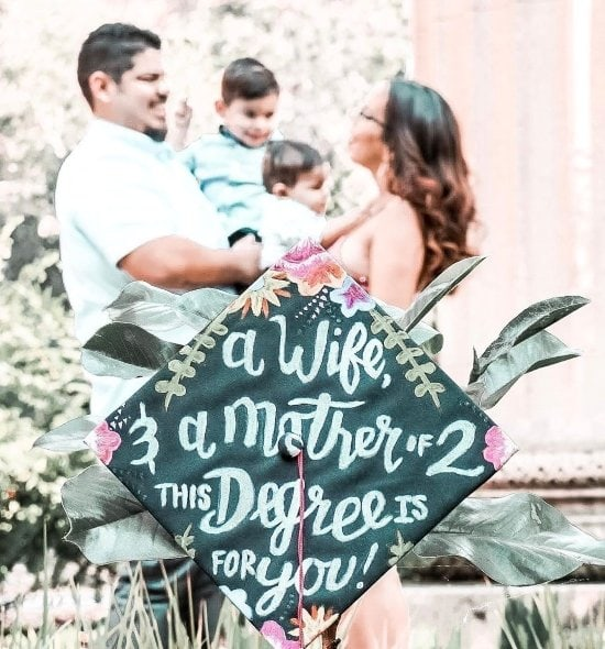 a wife & a mother of 2 this degree is for you!