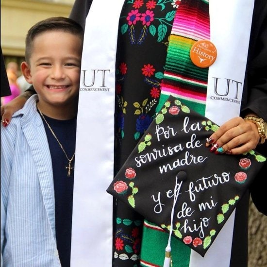 graduation cap ideas for moms with son example