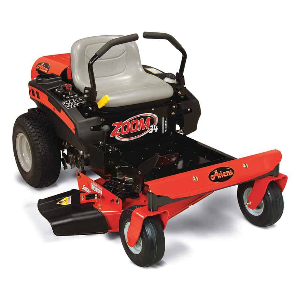 Ariens Zoom 34 Review