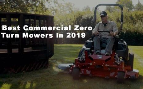 best commercial zero turn in 2019