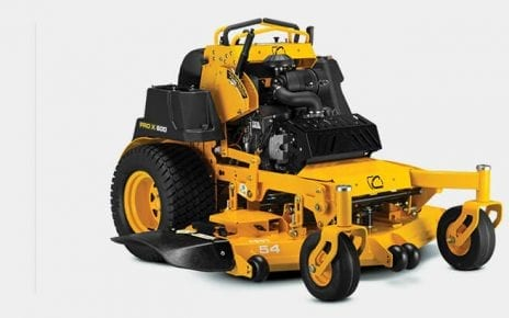 cub cadet stand on review