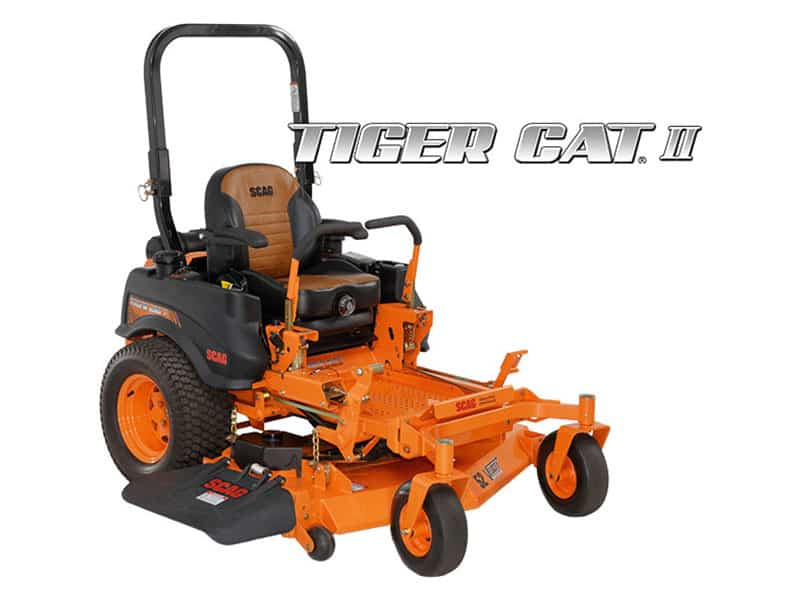 scag tiger cat 2