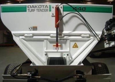 440 Turf Tender Hydraulic Rear Door