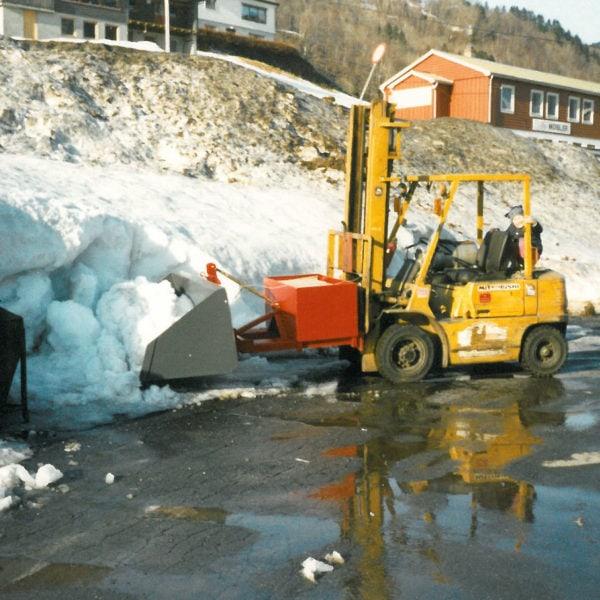 Truckramme: Ved lansering i 1994 kostet rammen 3.200,-