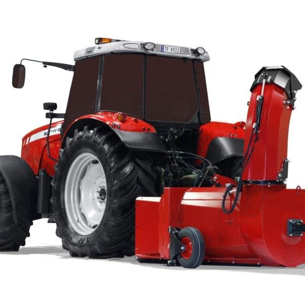"""2006-S: I 2007 kom modell 2006 i en smalere variant 2006-S. Denne modellen var 230 cm brei og hadde den samme asymmetriske utformingen som """"storebroren""""."""