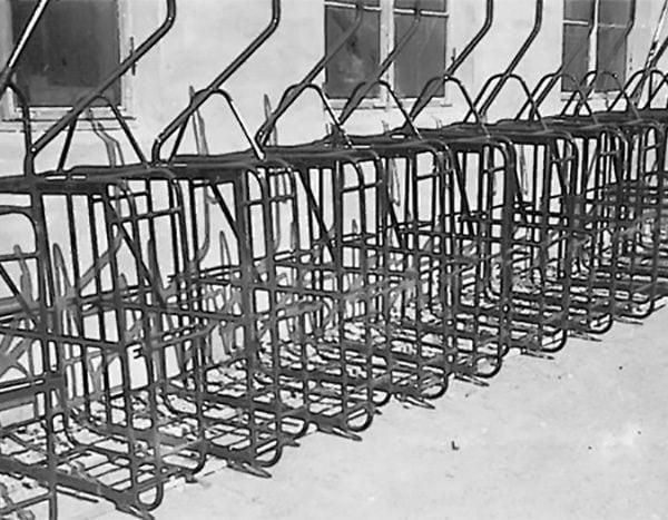 Serieproduksjon: Samson la stor vekt på å effektivisere driften og var en stor tilhenger av serieproduksjon allerede fra starten.
