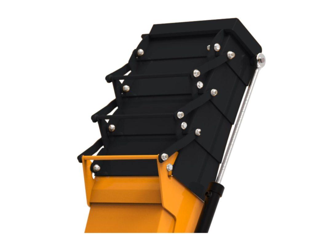 3D-modullering gir konstruktørene gode muligheter for å simulere bevegelser og sjekke toleranser før delene går i produksjon.
