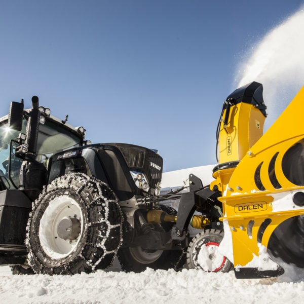 Dalen 2014 - for store traktorer!