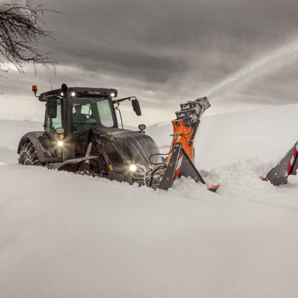 Dalen 2118 i dyp snø