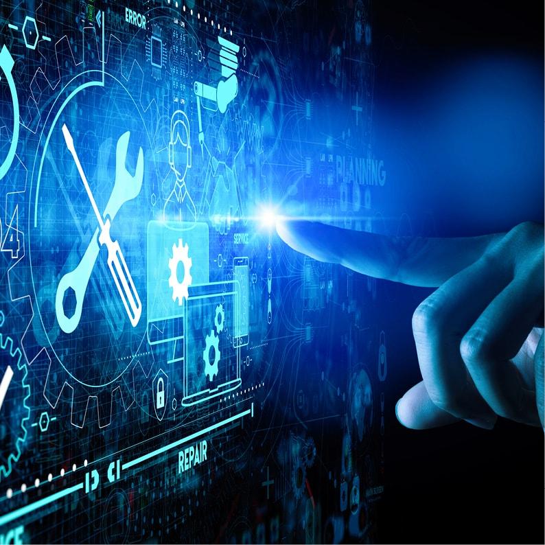Produktutvikling er prosessen som bidrar til at nye produkter ser dagens lys. Her er det flere faser: Det går på idéskaping, produktdesign, detaljkonstruksjon osv., og på den andre siden markedsundersøkelser og markedsanalyser for å se om det er marked for produktet.