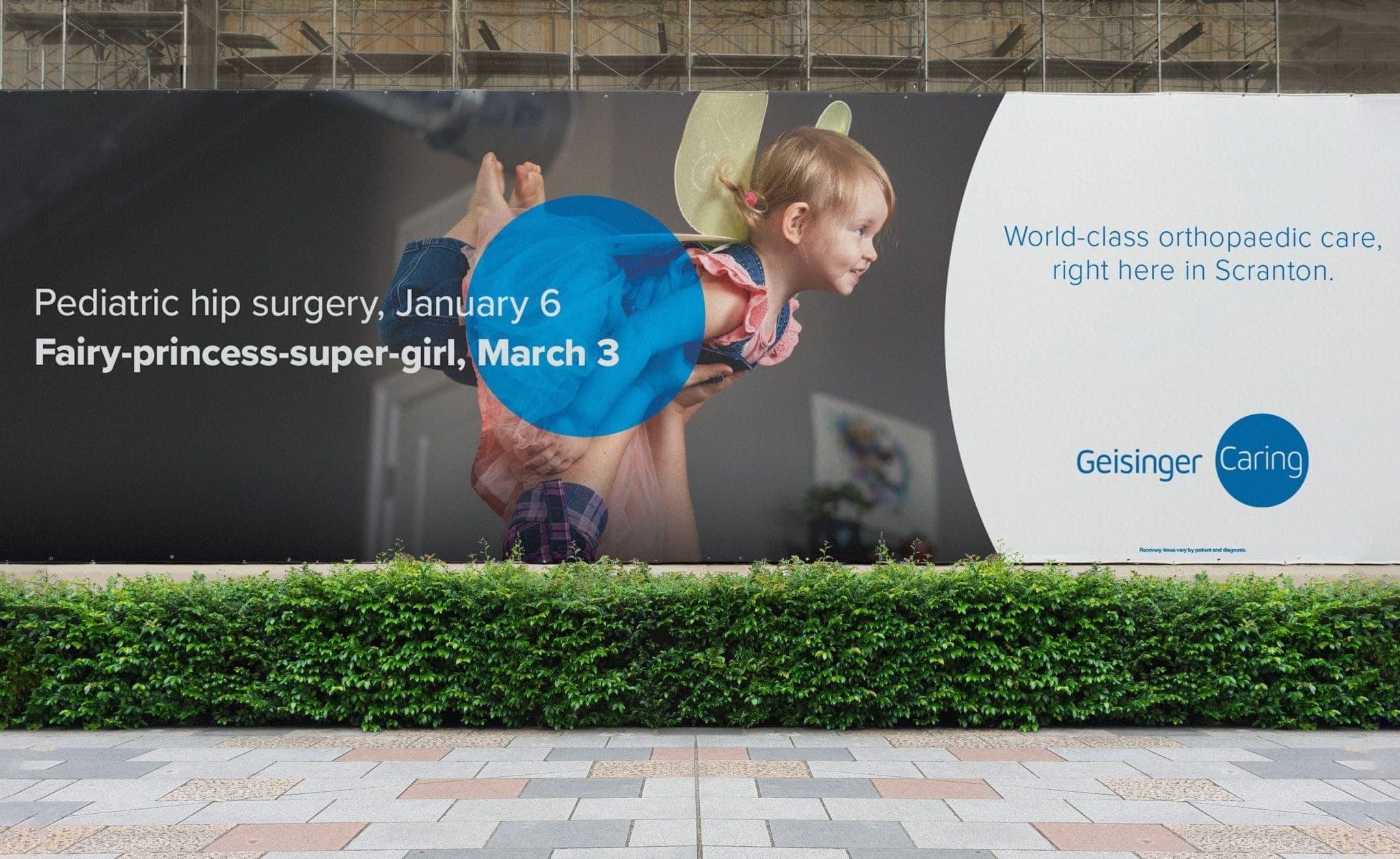 healthcare advertising