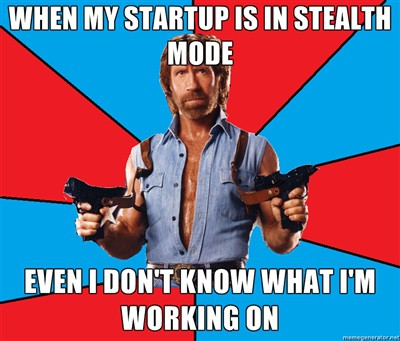 stealth mode startup strategy method for succcess