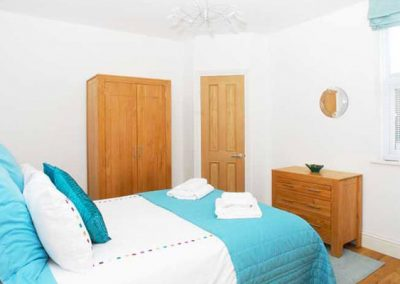 Bedroom #1 @ 10 At the Beach, Torcross