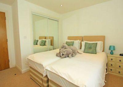 Bedroom #2 @ 10 Horizons, Newquay