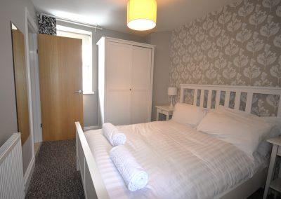 Bedroom #1 at 12 Trinity Mews, Torquay