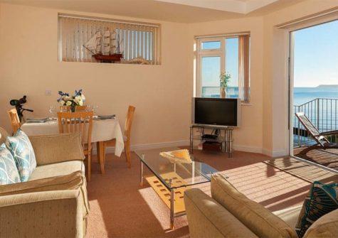 7 Vista Apartments, Paignton
