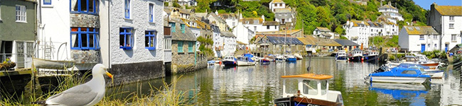 For a village of just over 5,000 inhabitants, there's a surprising amount of things to do in and around the Cornish fishing (and formerly, smuggling) village of Polperro. Top-notch restaurants, tranquil walks and many majestic heritage mansions in the area guarantee entertainment for everyone.