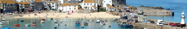 Cornwall is the UK's top county for holidays – and that's official!