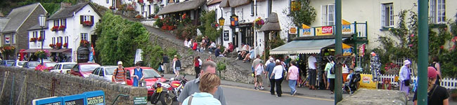 Lynmouth and Lynton are usually spoken of as one phrase or a single destination, yet both villages are worth visiting independently and offer some excellent things to do.