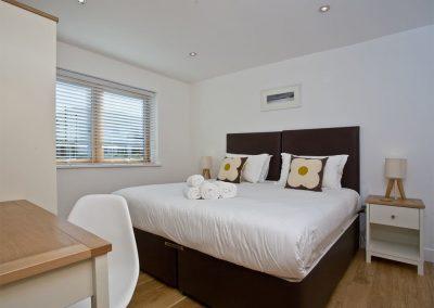 Bedroom #2 at Crest@64, Newquay