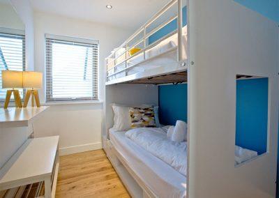 Bedroom #3 at Crest@64, Newquay