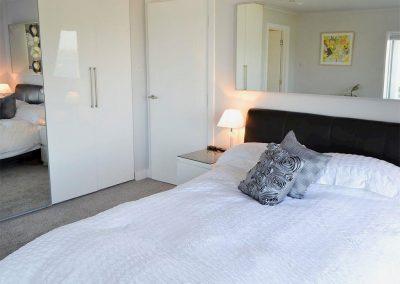 Bedroom #1 at Gwel An Porth, Falmouth