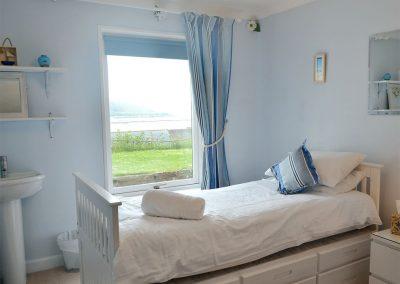 Bedroom #3 at Gwel An Porth, Falmouth