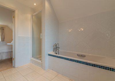 Bedroom #1 en-suite at Hampden, Roserrow, Polzeath