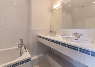 Bedroom #2 en-suite at Hampden, Roserrow, Polzeath