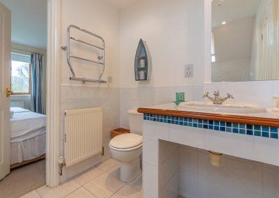 Bedroom #4 & #5 en-suite at Hampden, Roserrow, Polzeath