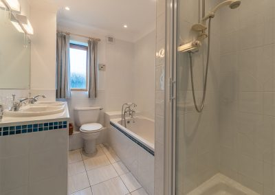Bedroom #6 en-suite at Hampden, Roserrow, Polzeath