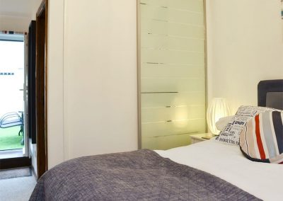Bedroom #2 at Harbour Hideaway, Ilfracombe