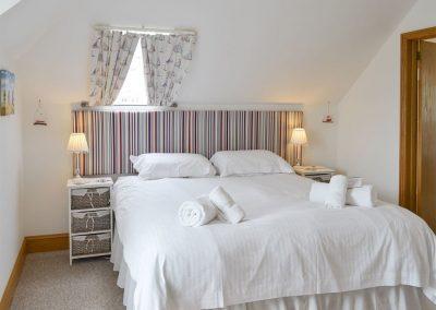Bedroom #4 at Heybrook Court, Newquay