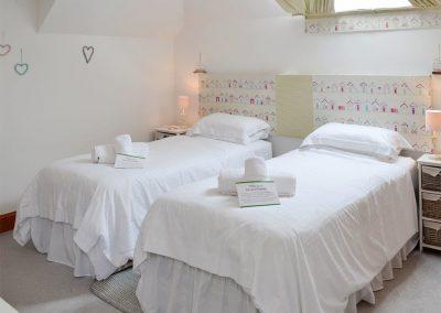 Bedroom #5 at Heybrook Court, Newquay