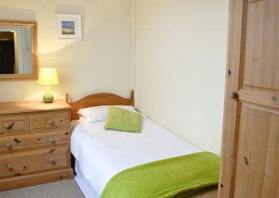 Bedroom #4 at Nan-Tis, St Issey