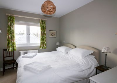 Bedroom #3 at Oyster Bay, Port Isaac