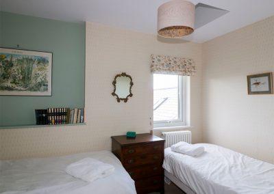 Bedroom #4 at Oyster Bay, Port Isaac