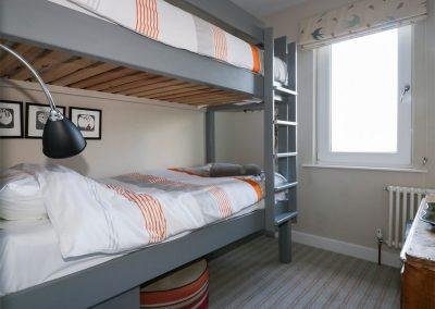 Bedroom #5 at Oyster Bay, Port Isaac