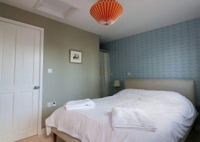 Bedroom #6 at Oyster Bay, Port Isaac