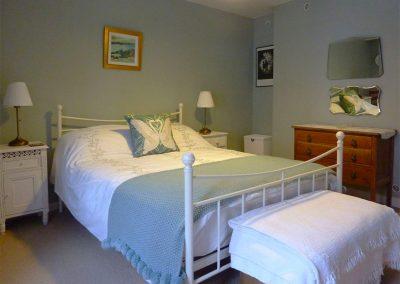 Bedroom #1 at Primrose Cottage, Penryn