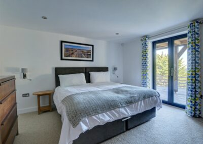 Bedroom #6 at Seaglass, Watermouth