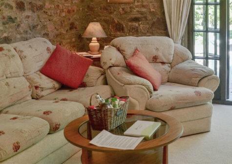 The Garden Room, Cobblestones, Marldon