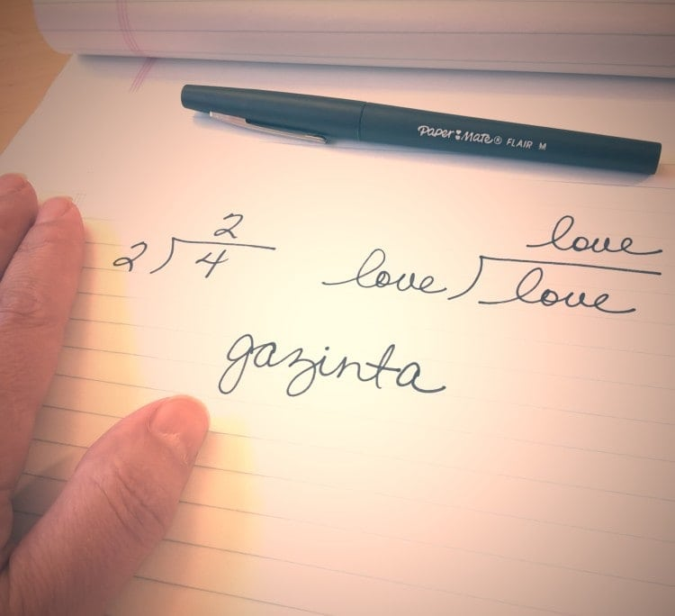Love Goes Into Love
