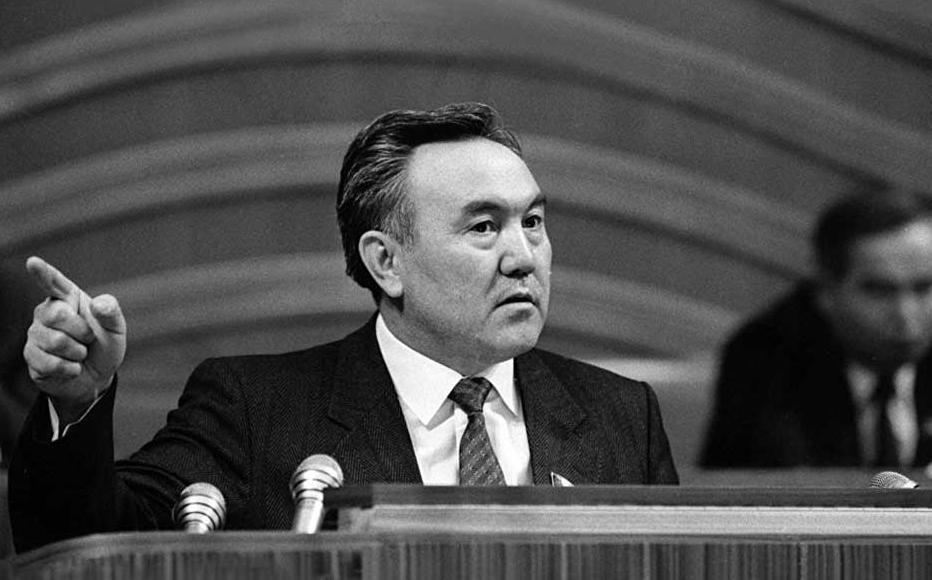 Nazarbayev has been running Kazakstan since 1989.