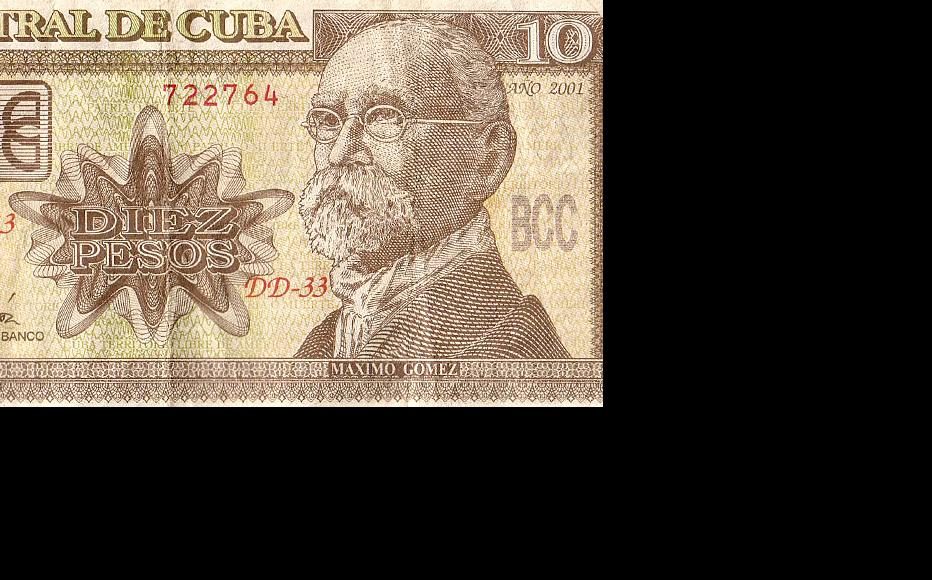 A ten-peso note. (Photo: David Sasaki/Flickr)