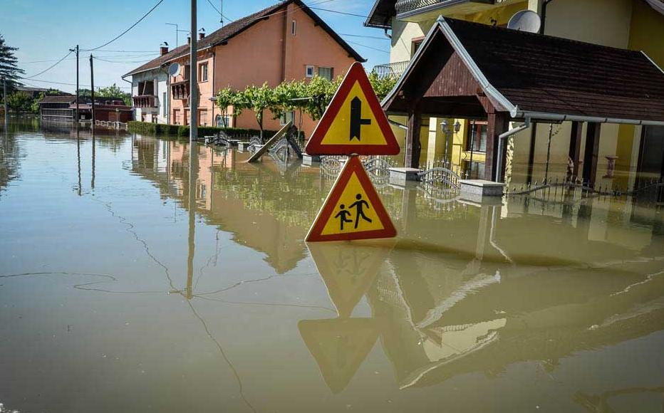 The biggest flooding ever recorded in Bosnia and Herzegovina has forced nearly a million people from their homes and left untold damage in its wake.