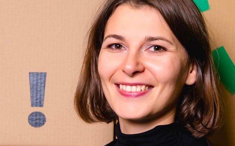 Daria Kalenyuk, executive director of the Anti-Corruption Action Centre.