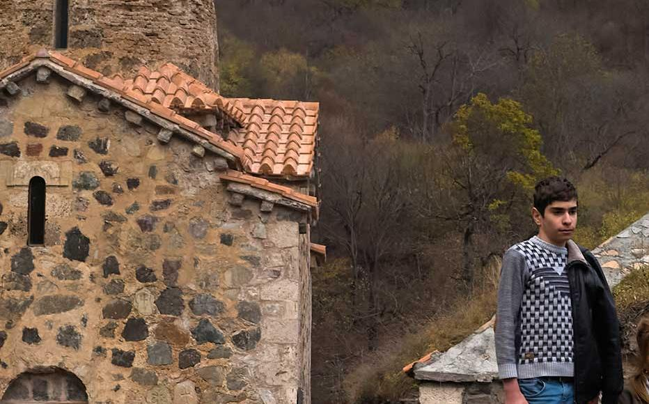 Ethnic Armenians living in the Karvachar district of Nagorno-Karabakh said goodbye to their homes after the land had been ceded by Armenia to Azerbaijan as per a peace agreement made between the two countries on November 9 2020.